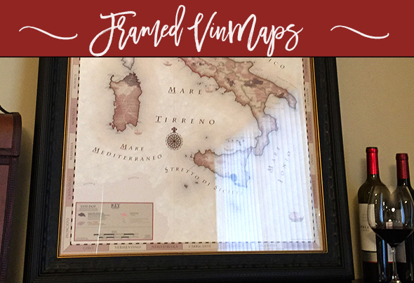 VinMaps – The Perfect Valentine's Day Gifts for Wine Lovers