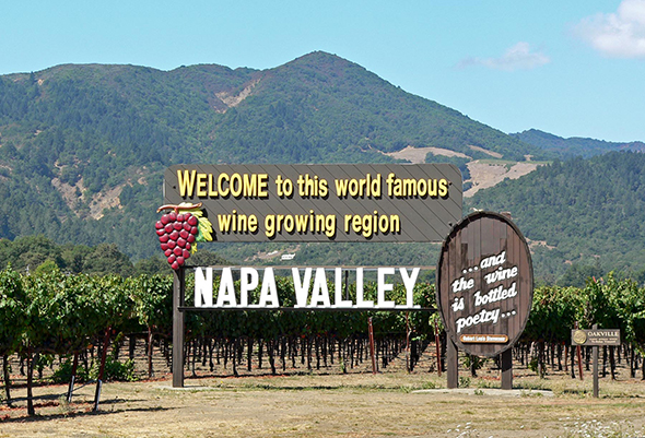 The Diverse Napa Valley – Explore the Wine Regions of Napa