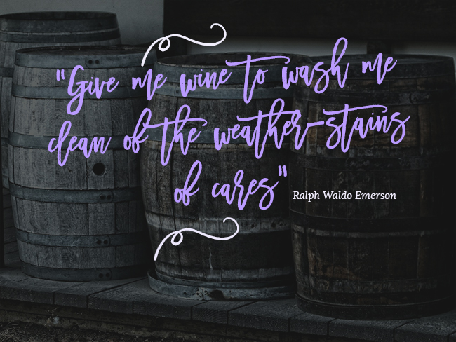 Famous Wine Quotes and Wine Sayings