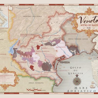Veneto Wine of Ages Italy