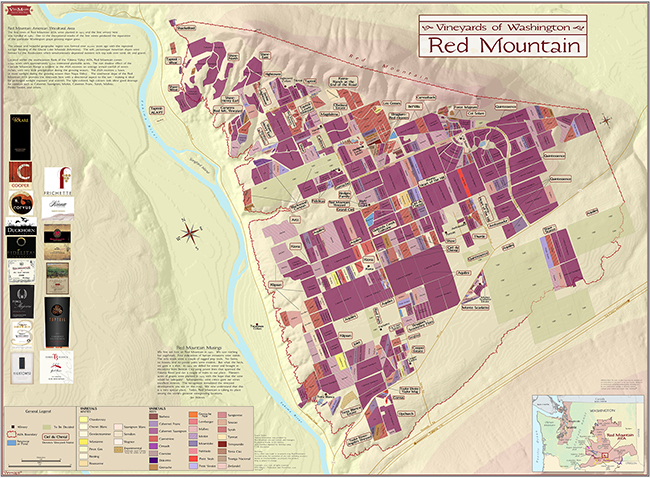 Red Mountain – One of the World's Greatest Wine Growing Locations